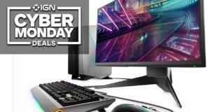 Best Dell Cyber Monday 2019 Deals: Laptops, Desktops, Gaming PCs, Alienware, XPS, Inspiron, UltraSharp, Aurora, Outlet