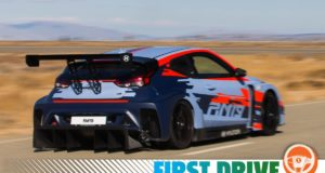What It's Like To Drive A Wild 390-HP Mid-Engine RWD Hatchback From Hyundai