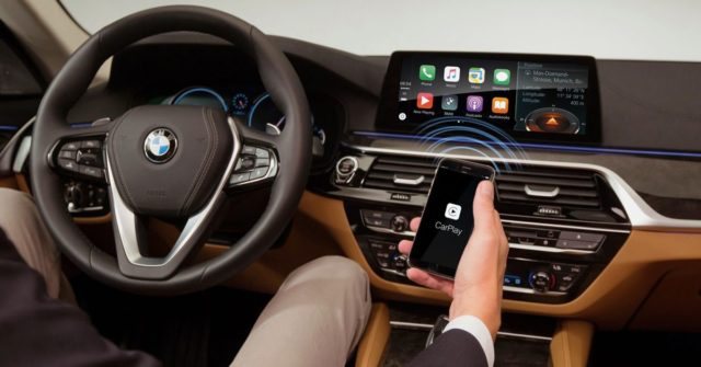 BMW reverses decision to charge vehicle owners annual fee to use CarPlay