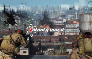 "Infinity Ward sends survey to get fans ""playing Modern Warfare again"""