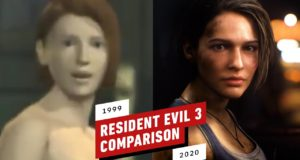 Resident Evil 3 Comparison: Remake vs. Original (1999)