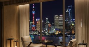 We visited China's newest luxury hotels. Take a look inside