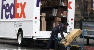FedEx stock falls nearly 7% amid ongoing business challenges