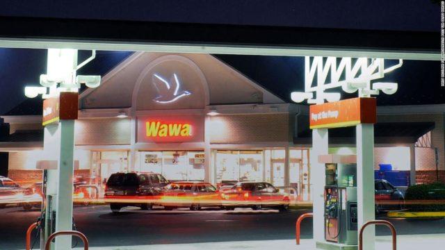 Wawa says malware may have collected customer card info