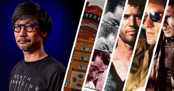 Death Stranding Director Hideo Kojima's Five Favorite Films