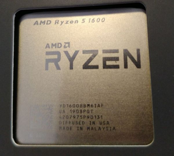 First-Gen AMD Ryzen CPUs are Appearing with 12nm Zen+ Architecture