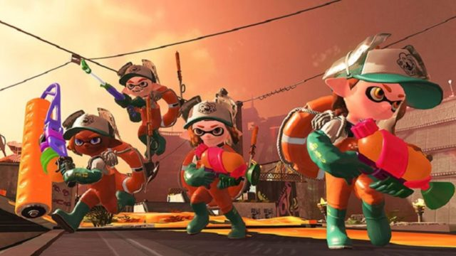 Nintendo Instagram Photo Triggers Splatoon 3 Freakout