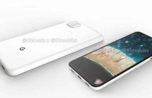 Alleged Google Pixel 4a leak shows punch-hole display, headphone jack, single camera