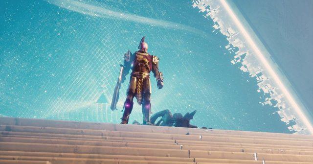 Destiny 2's mission to save Saint-14 evokes Defender Titan nostalgia