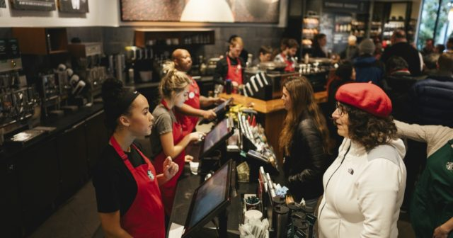 Starbucks to give out FREE drinks at pop-up parties in AZ