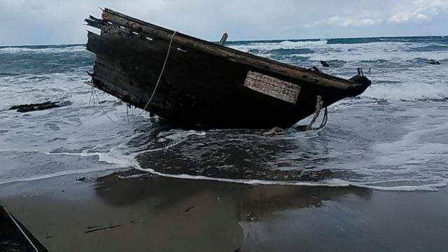 Suspected North Korean boat with bodies found in Japan