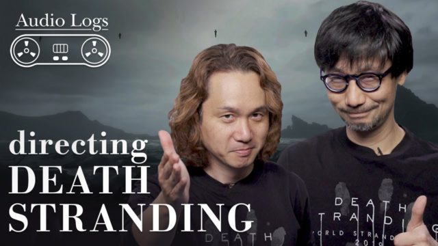 Hideo Kojima And Yoji Shinkawa Break Down A Key Death Stranding Scene | Audio Logs