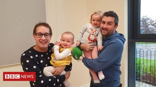 Stay-at-home dads set up father-friendly playgroup