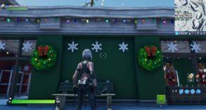 'Fortnite' Snowflake Decorations Locations: Where To Destroy Snowflake Decorations For Winterfest