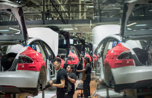 Stocks making the biggest moves midday: Tesla, Restaurant Brands, LendingTree & more