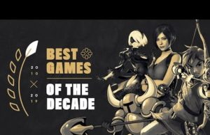 The Best Games of the Decade (2010