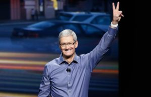 After its strongest year in a decade, Apple stock is historically expensive on a price-to-earnings basis