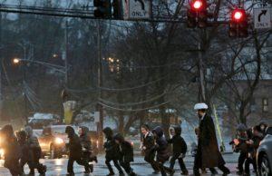 Anti-Semitism grows in Jewish communities in NYC suburbs