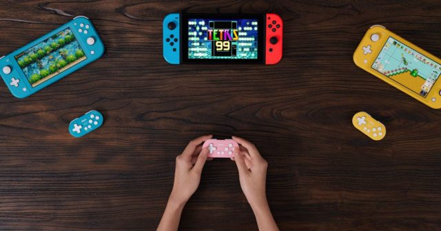 8BitDo's tiny $20 keychain controller is now available