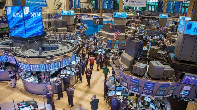 Dow Jones Recovers After 345-Point Drop; Defense Stocks Soar; Facebook, Alphabet Hit New Highs