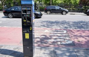 Y2K-type glitch is causing NYC parking meters to reject credit cards