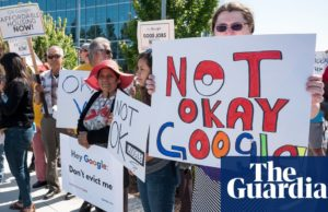 'We can't trust Google': former executive says company has lost its way