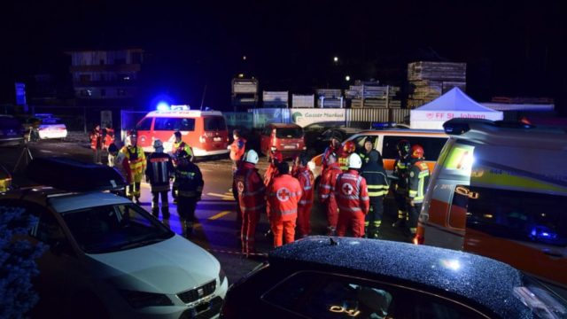 Drunken driver in Italy plows into German tourists, kills 6