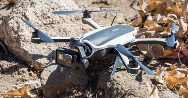 GoPro Karma drones grounded worldwide, thanks to possible GPS glitch