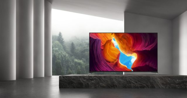 Sony's first TVs of 2020 include its smallest 4K OLED ever