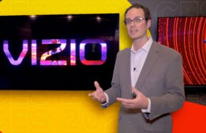 Vizio's OLED TV first look at CES 2020