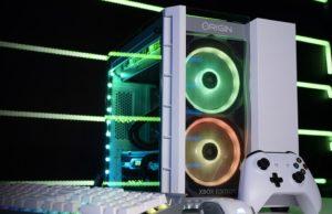 Origin Big O crams a gaming PC and a PS4 or an Xbox into the same case