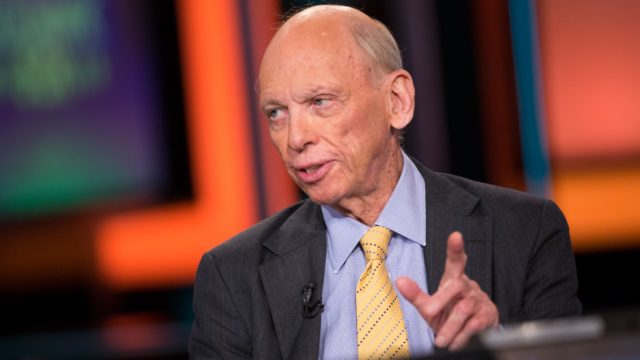 Byron Wien makes some bold 2020 calls in his widely followed surprises list including 2 rate cuts