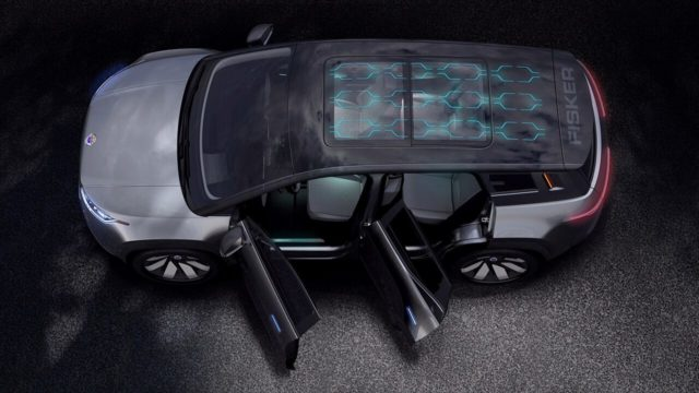 Electric Fisker Ocean SUV looks to challenge Tesla Model Y with lower price, solar power