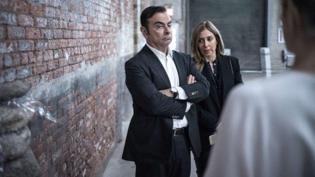 Tokyo prosecutors issue arrest warrant for Nissan ex-chair Carlos Ghosn's wife