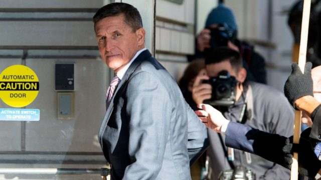 Government recommends up to 6 months in prison for former Trump national security adviser Michael Flynn