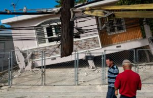 State of emergency declared in Puerto Rico after 6.4 magnitude earthquake kills 1