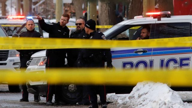 1 dead, 3 hurt in 'targeted' shooting in Ottawa: Police