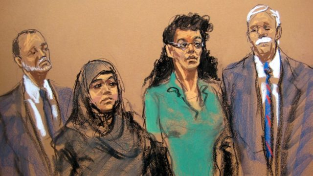 Queens woman who plotted to use bomb in US terror attack sentenced to 15 years