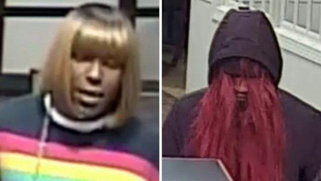 Bank robber dubbed 'Bad Wig Bandit' sought in Charlotte