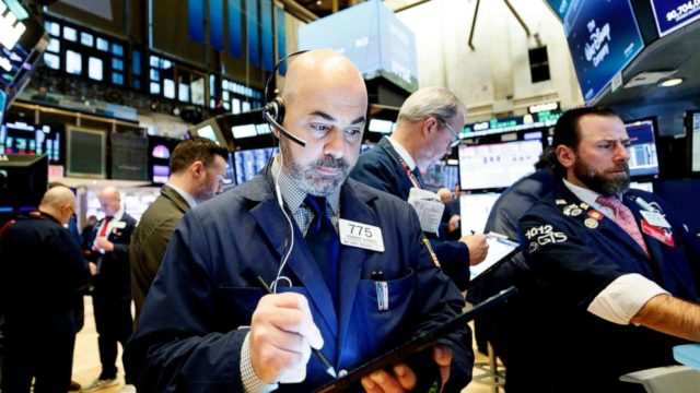 The Dow Jones reaches 29,000 for the 1st time in history