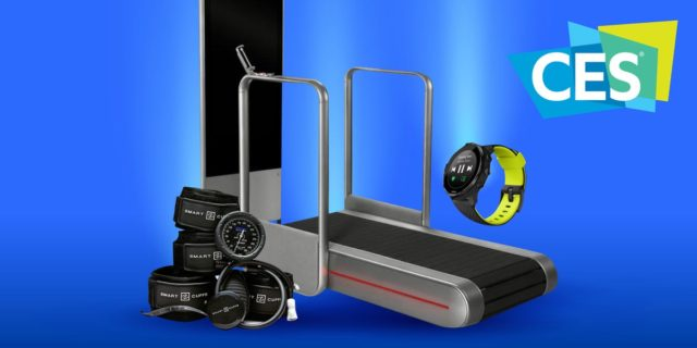7 best new fitness tech products we saw at CES 2020