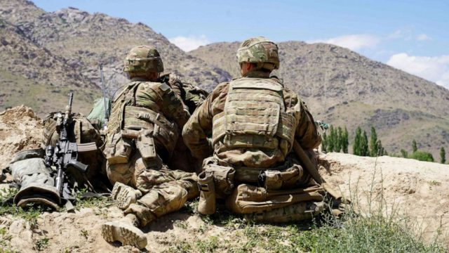 2 US service members killed by IED explosion in Afghanistan