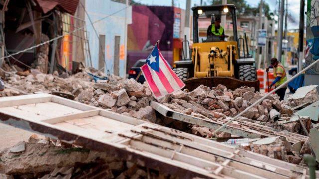6.0 magnitude earthquake rocks Puerto Rico