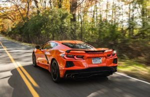 2 GM engineers arrested after 100-mph Kentucky joyride in new Corvettes