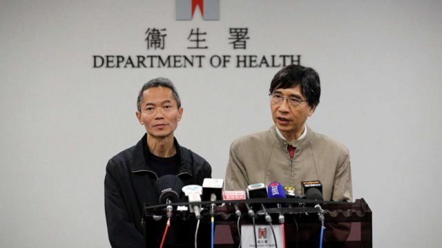 First case of new mystery virus identified outside of China