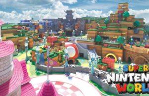 Japan's Super Nintendo World theme park will feature smart Mario-themed wristbands