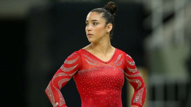 Aly Raisman confirms she will not compete in 2020 Tokyo Olympics