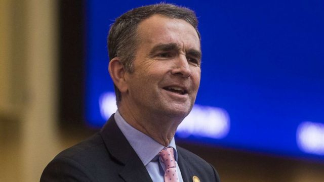 Virginia governor declares state of emergency following militia threats over gun reforms