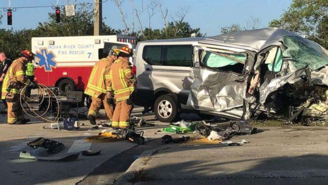 Sophomore on Holy Cross rowing team killed in van crash, others injured