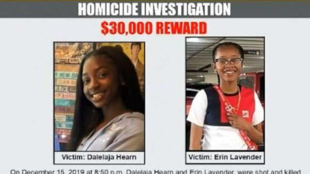 LA sheriff wants answers in slayings of 'innocent' teen girls